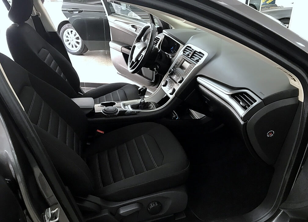 Ford Fusion 2.0 Tdci Sport BVM 6